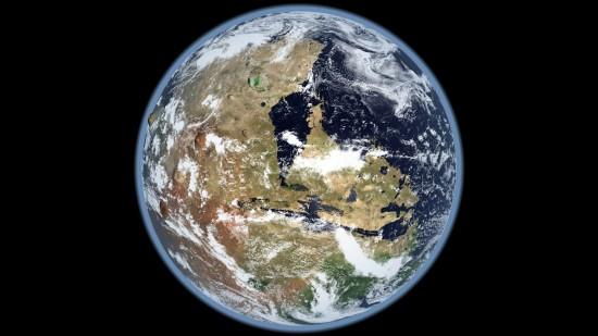Марс - Голуба планета