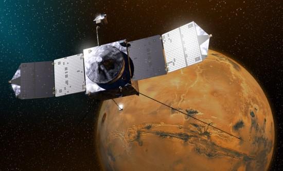 Марс - дослідницька орбітальна станція