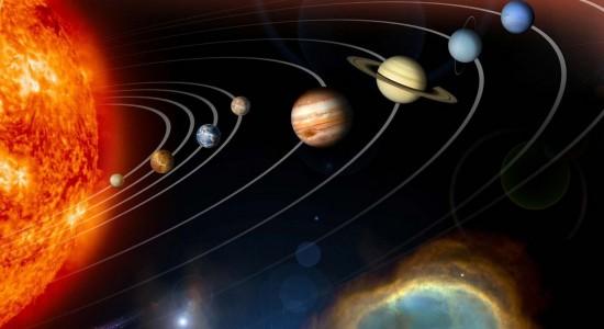 Місце Марса в Сонячній системі