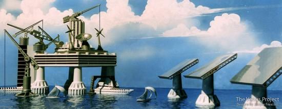 Проект Венера - Енергозабезпечення