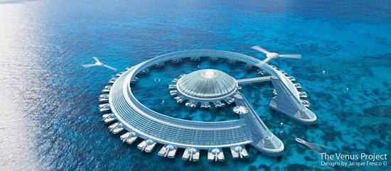 Проект Венера - Місто в океані