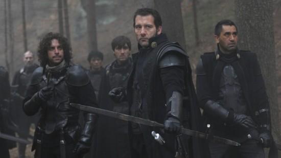 Фільм «Останні лицарі» (Last Knights, 2015)
