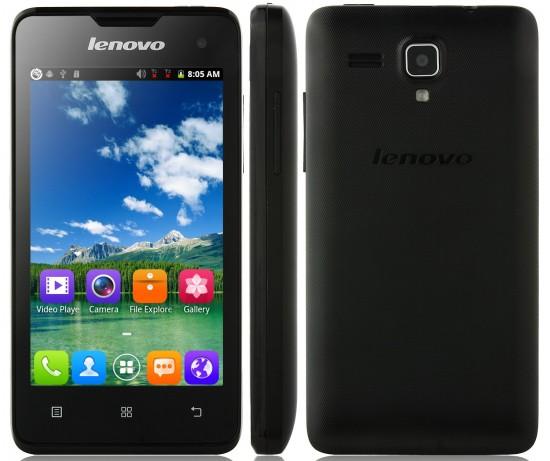 Смартфон за 46 доларів: Lenovo A396
