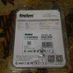 SSD диск KingSpec 2,5 SATA III 64 Gb
