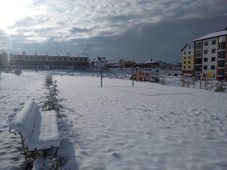 Невелике футбольне поле